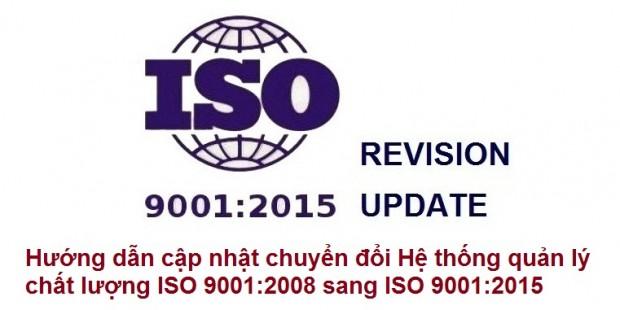 01 Cap nhat chuyen doi he thong quan ly sang ISO 9001-2015