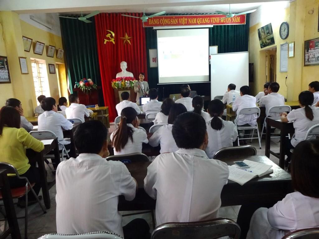 05 TopMan tu van ISO cho Benh vien Gia Loc 1024x768 Bệnh viện Đa khoa Gia Lộc khởi động dự án xây dựng và áp dụng ISO 9001:2008