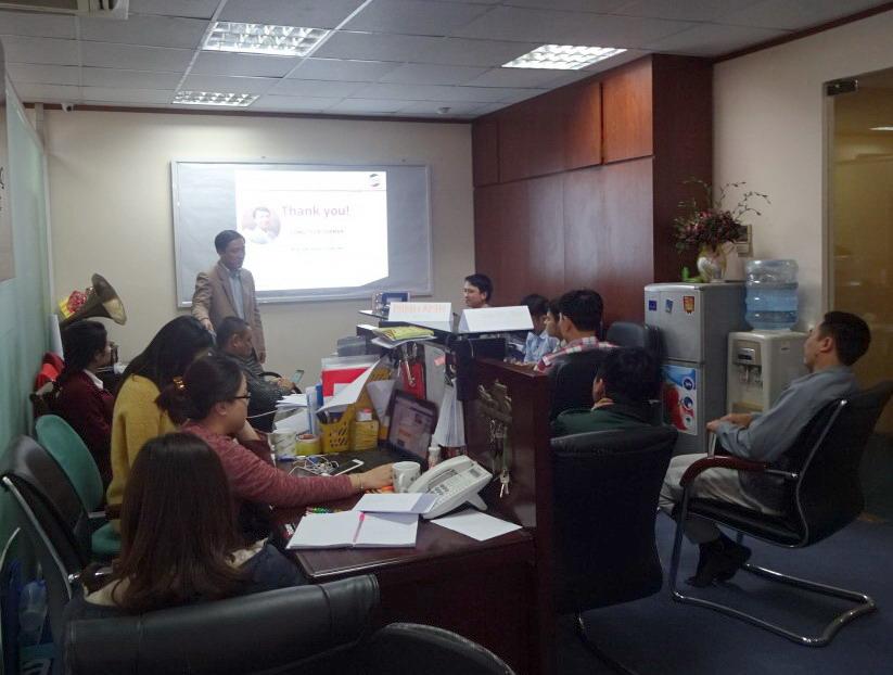 09 TopMan tu van ISO cho Dien may Ha Noi Công ty CP Điện máy Hà Nội xây dựng Hệ thống quản lý chất lượng ISO 9001:2015