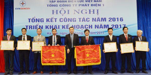 CTY Thủy điện Đồng Nai trở thành đơn vị dẫn đầu của EVNGENCO1