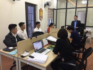 2 TopMan tu van ISO 9001 2015 cho Dau khi Dong A 300x225 Công ty TNHH Dầu khí Đông Á nhận chứng chỉ ISO 9001:2015