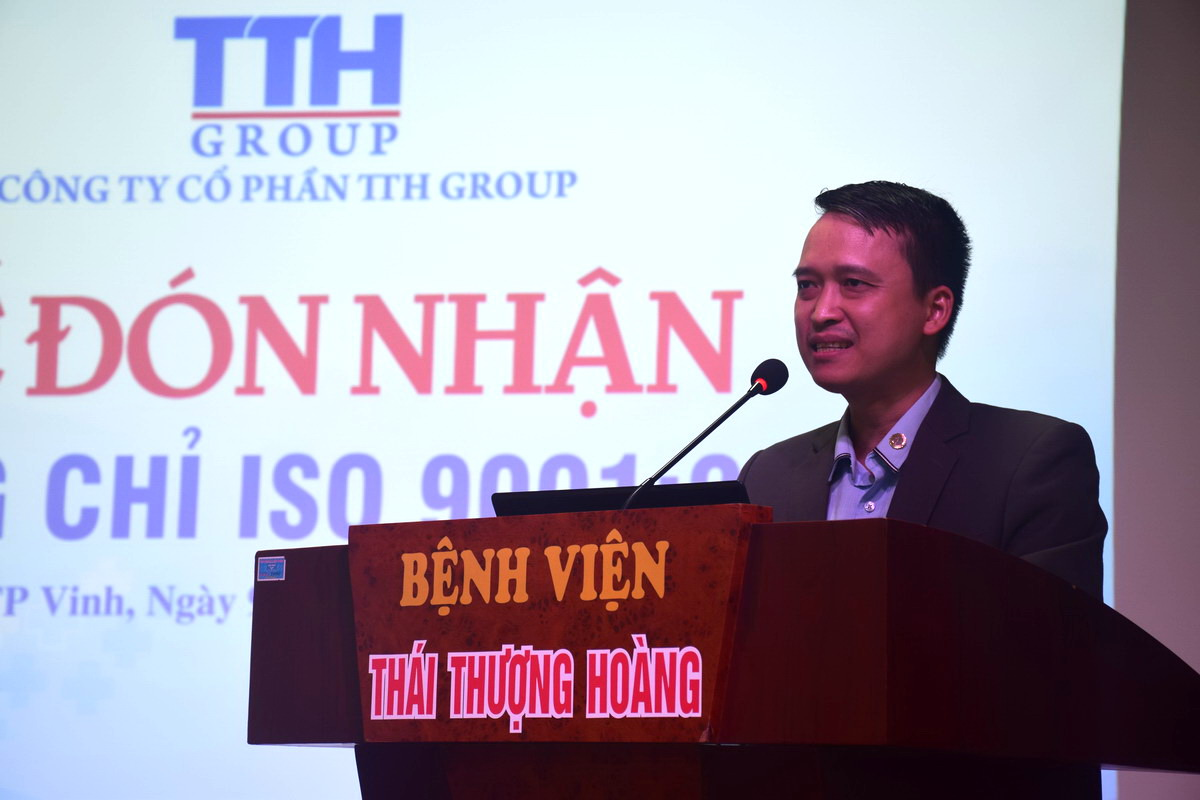 3 Hieu ISO TOPMAN tu van ISO 9001 cho BV Thai Thuong Hoang Bệnh viện Thái Thượng Hoàng đạt Chứng nhận ISO 9001:2015