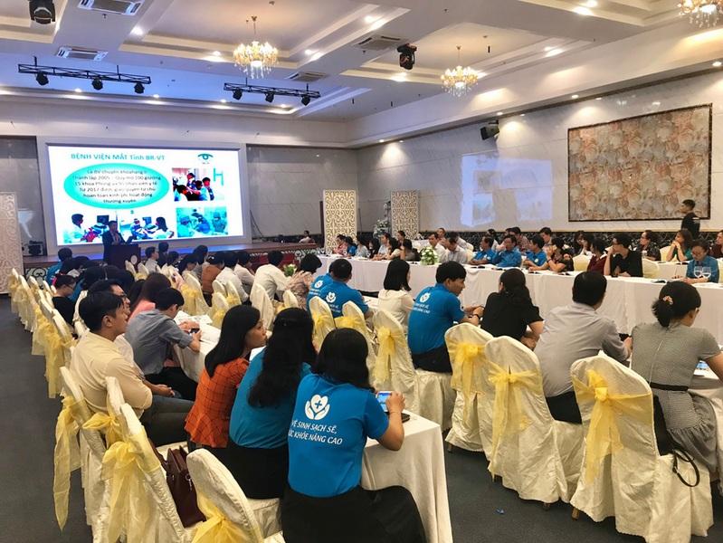 """5 Bao ve Blouse trang cho CS YT mien nam Tập huấn 5S """"Bảo vệ Blouse trắng"""" cho các cơ sở Y tế khu vực phía Nam"""