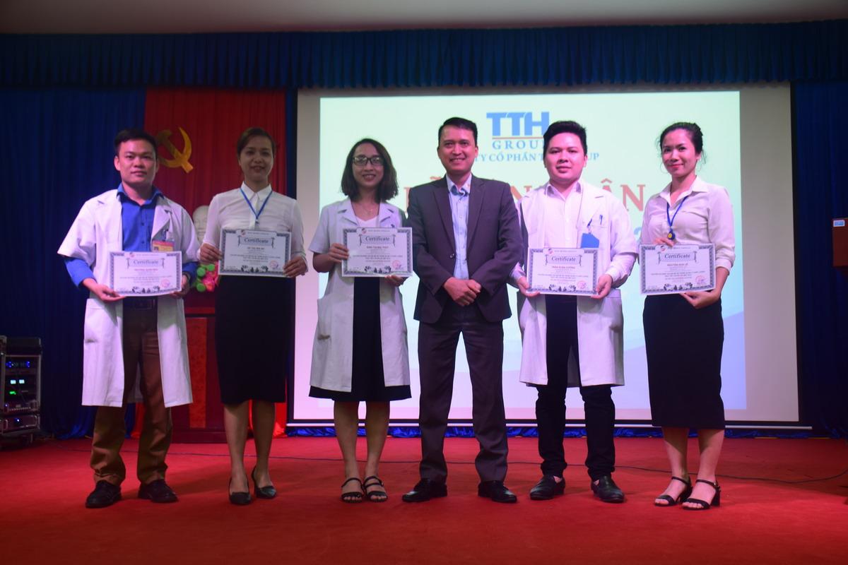5 TopMan dao tao ISO 9001 cho Benh vien Thai Thuong Hoang Bệnh viện Thái Thượng Hoàng đạt Chứng nhận ISO 9001:2015
