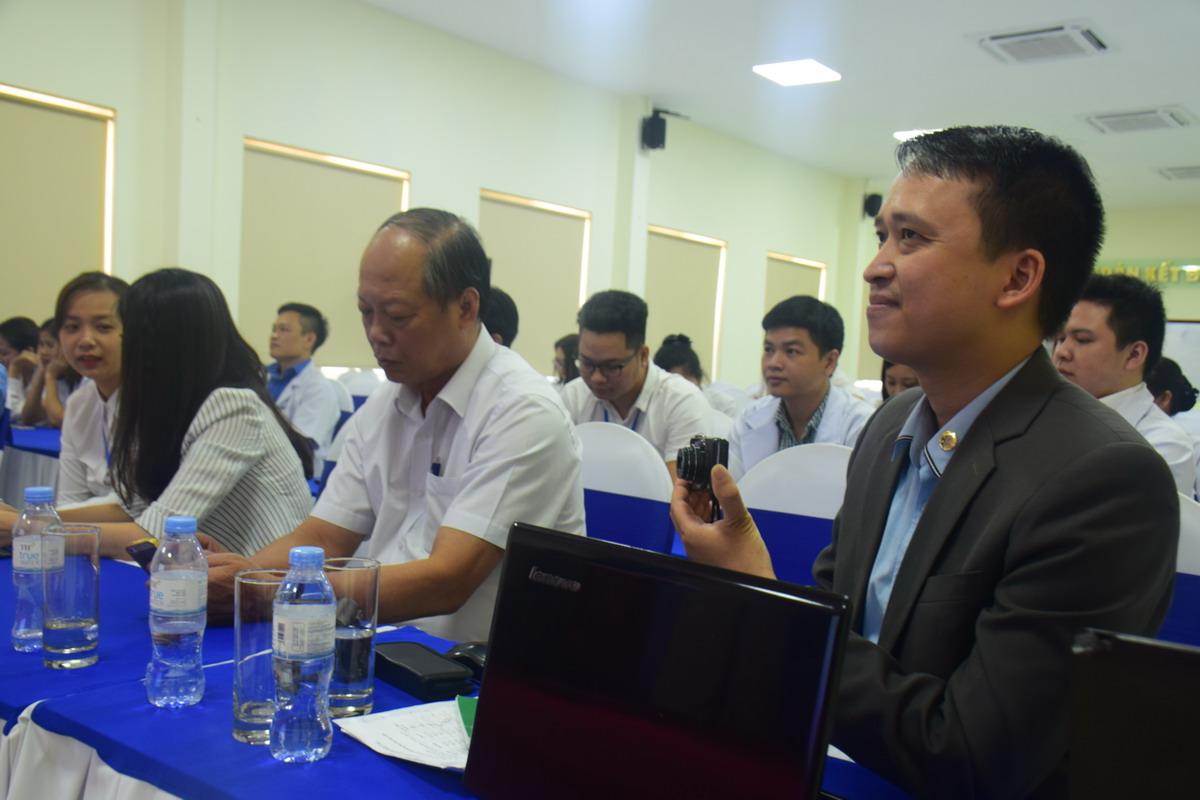 6 Benh vien Thai Thuong Hoang dat chung nhan ISO 9001 Bệnh viện Thái Thượng Hoàng đạt Chứng nhận ISO 9001:2015