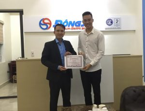 6 TopMan dao tao ISO 9001 2015 cho Dau khi Dong A 300x230 Công ty TNHH Dầu khí Đông Á nhận chứng chỉ ISO 9001:2015
