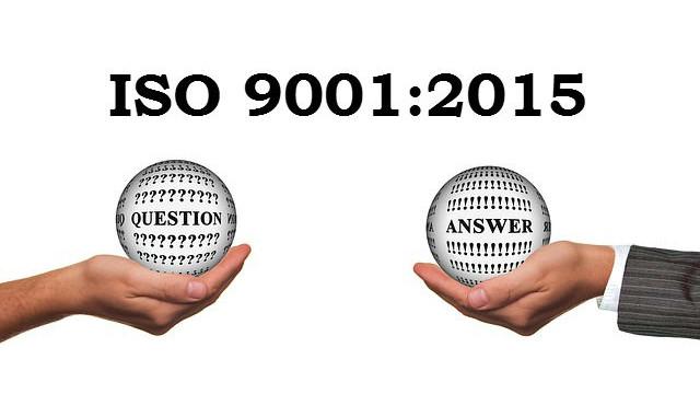 769884 29894 ISO 9001 2015... Một số thay đổi lớn trong tiêu chuẩn ISO 9001:2015
