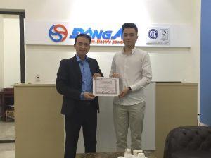 8 TopMan dao tao ISO 9001 2015 cho Dau khi Dong A 300x224 Công ty TNHH Dầu khí Đông Á nhận chứng chỉ ISO 9001:2015