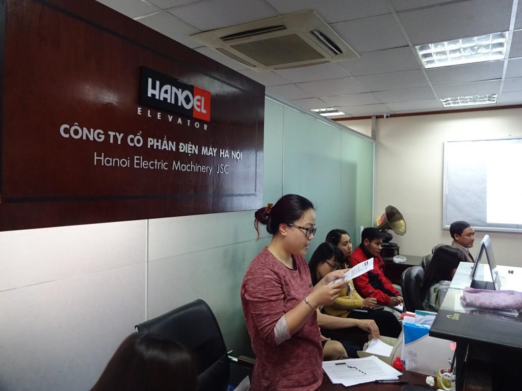 DSC01578 1024x768 Công ty CP Điện máy Hà Nội xây dựng Hệ thống quản lý chất lượng ISO 9001:2015