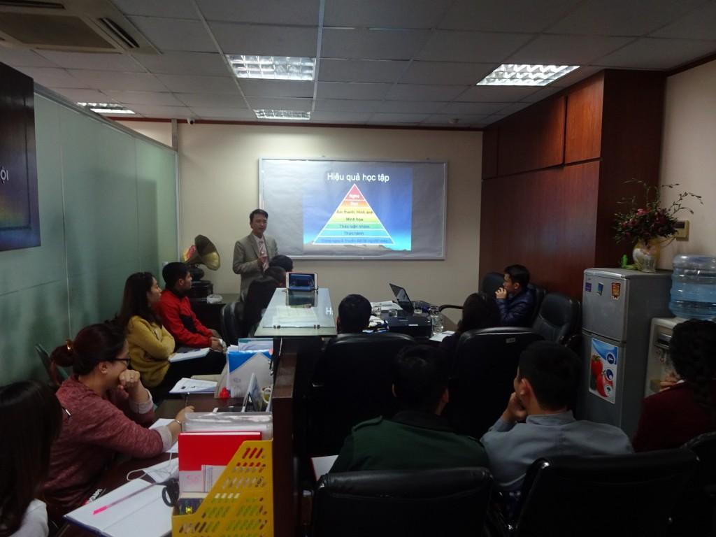 DSC01599 1024x768 Công ty CP Điện máy Hà Nội xây dựng Hệ thống quản lý chất lượng ISO 9001:2015