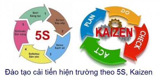 Dao tao 5S, Kaizen TopMan