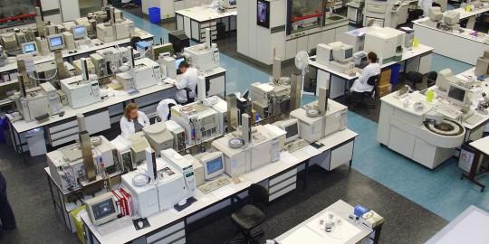 Hệ thống quản lý phòng thí nghiệm ISO/IEC 17025
