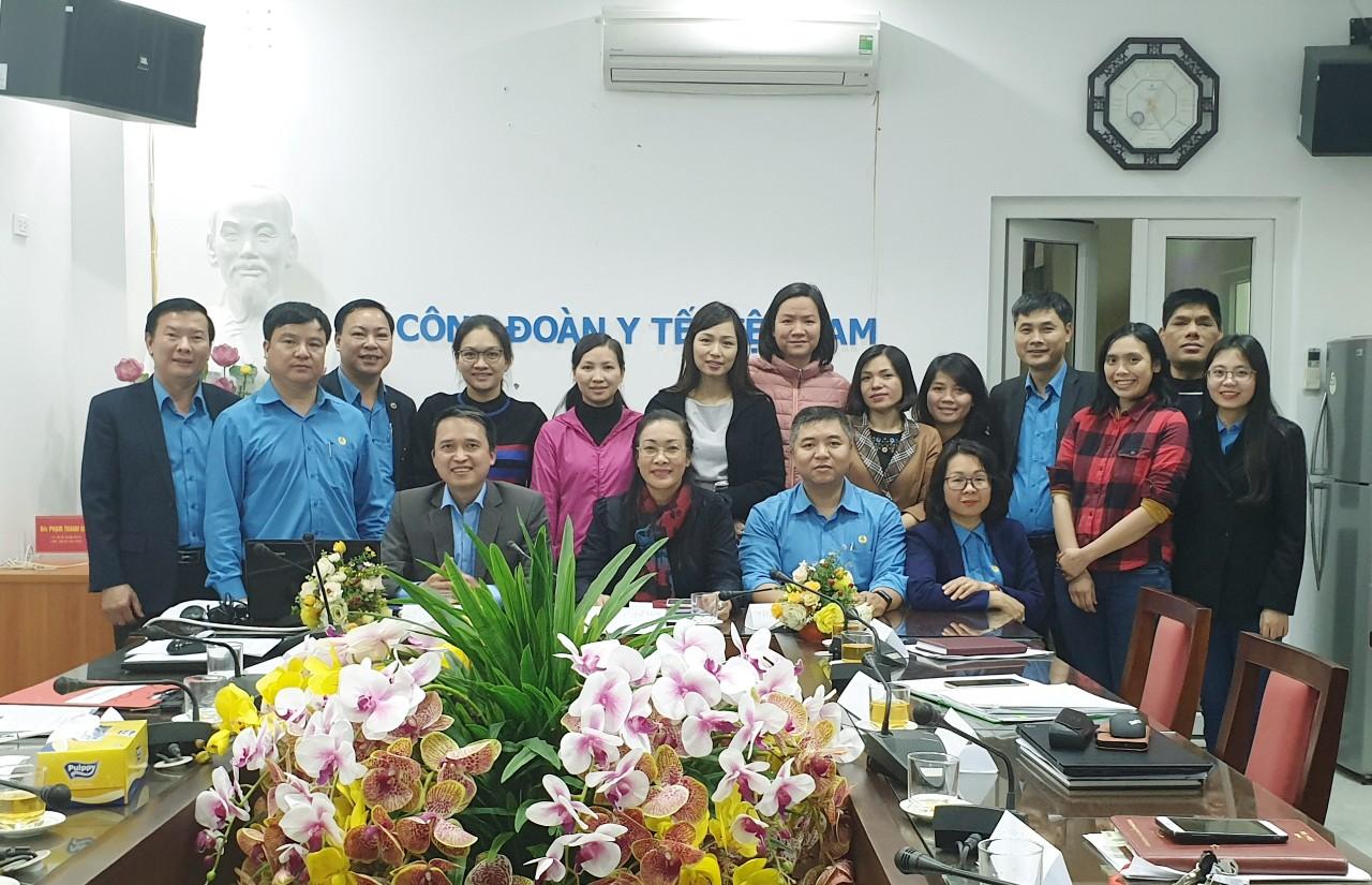 TopMan Dao tao 5S cho Cong doan Y te VN 1 Tập huấn 5S cho Cơ quan Công đoàn Y tế Việt Nam
