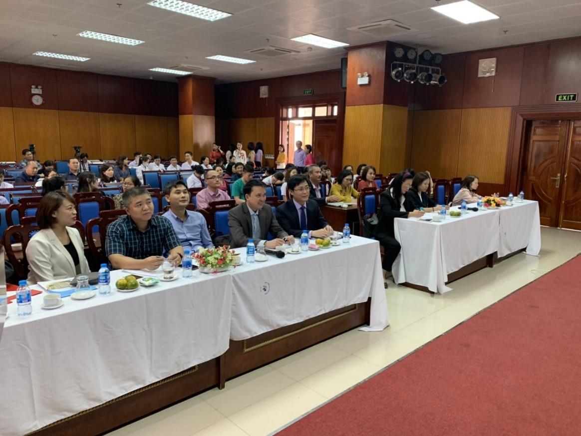 TopMan Dao tao 5S tai Benh vien Da lieu Trung uong 1 Tập huấn 5S cho Bệnh viện Da liễu Trung ương