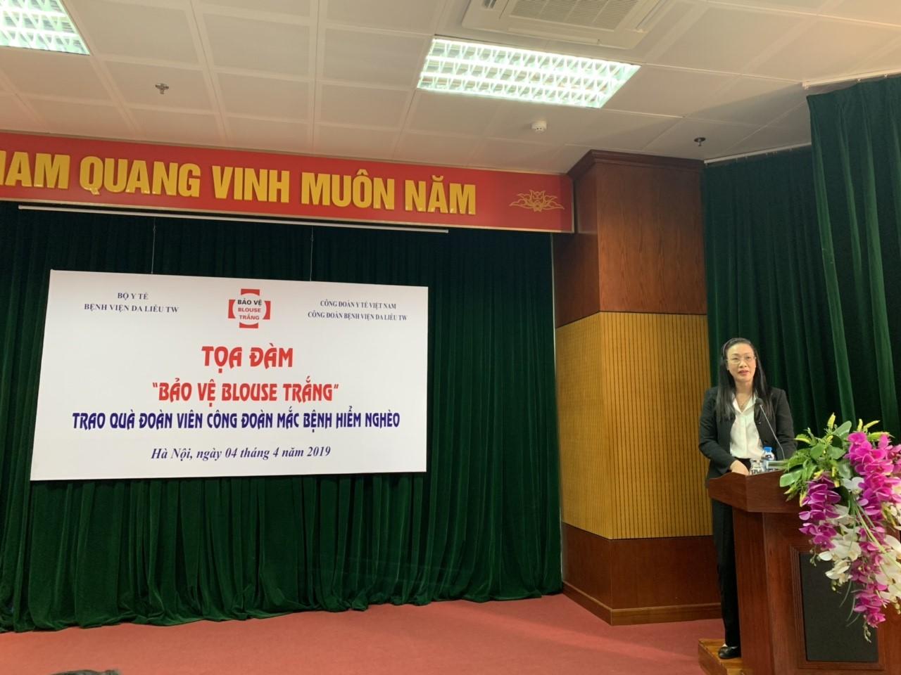 TopMan Dao tao 5S tai Benh vien Da lieu Trung uong 2 Tập huấn 5S cho Bệnh viện Da liễu Trung ương