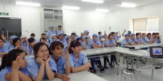 TopMan tu van ISO cho Cong ty Megatec Nhat Ban 1