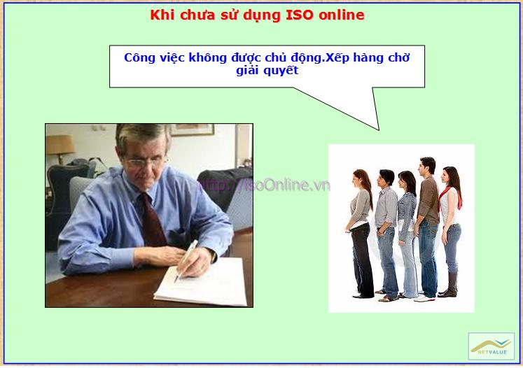 WhyISO13 Giải pháp tin học hóa cho Doanh nghiệp làm ISO