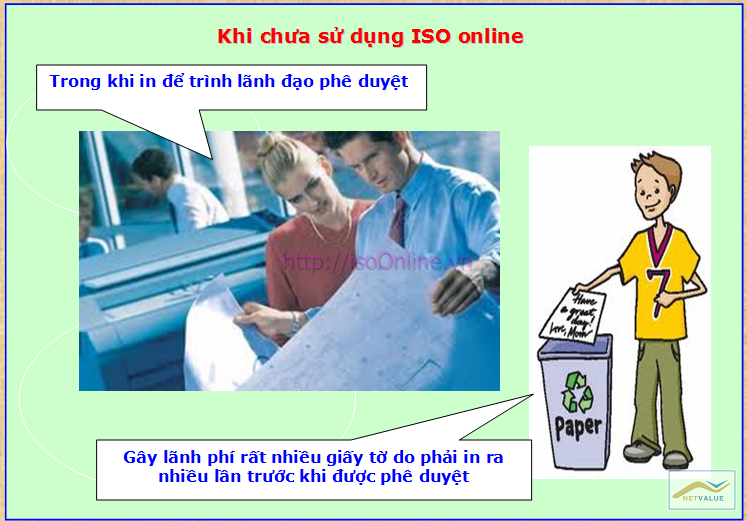 WhyISO3 Giải pháp tin học hóa cho Doanh nghiệp làm ISO