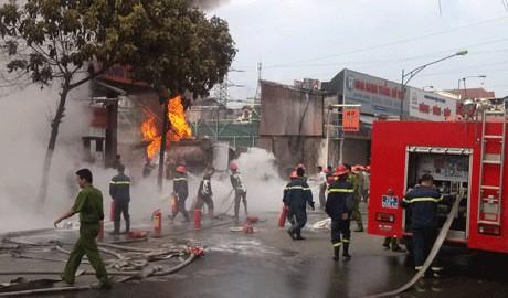 Nguyên nhân các vụ cháy nổ liên tiếp ở Hà nội