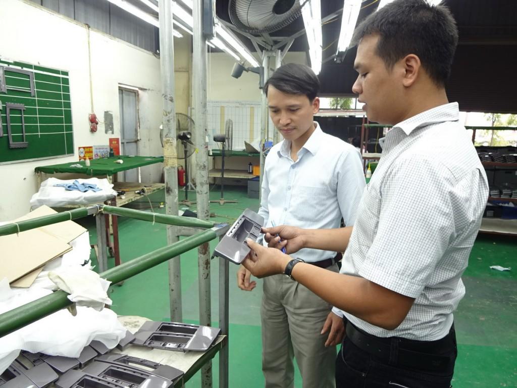 dao tao chuyen gia danh gia noi bo ISO 9001 TopMan 4 1024x768 Đào tạo chuyên gia đánh giá nội bộ theo ISO 9001:2008 tại Công ty IDT   Vina