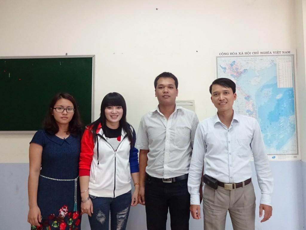dao tao chuyen gia danh gia noi bo ISO 9001 TopMan 8 1024x770 Đào tạo chuyên gia đánh giá nội bộ theo ISO 9001:2008 tại Công ty IDT   Vina