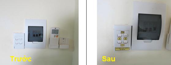 hieu qua 5s Hiệu quả áp dụng 5S tại Nhà máy chế biến TACN Dabaco Hoàn Sơn