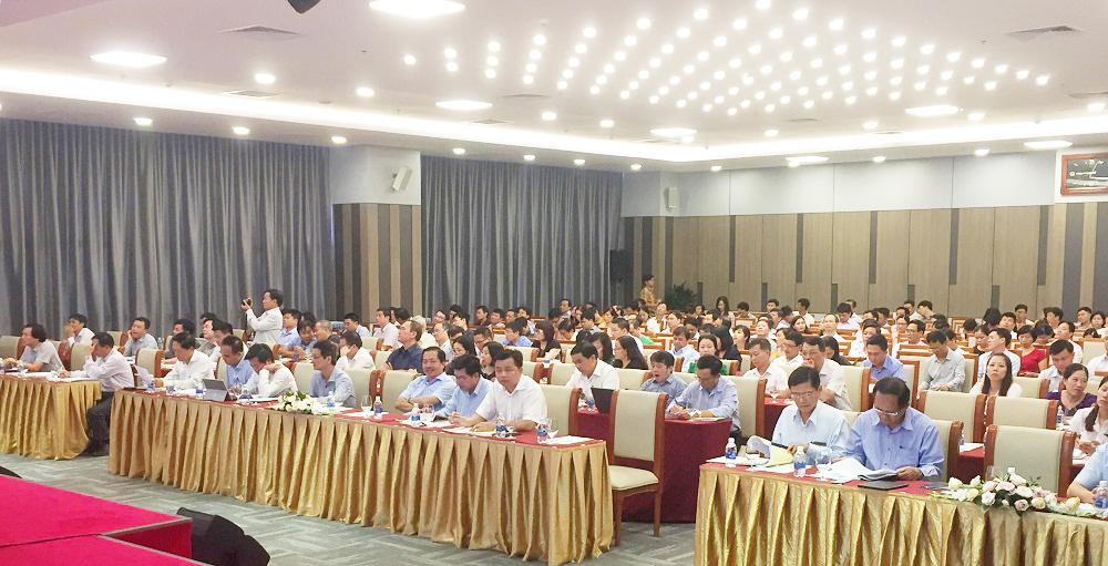 hoi nghi tdc dia phuong 4 1 Hội thảo Công tác tiêu chuẩn đo lường chất lượng các tỉnh thành phố năm 2018