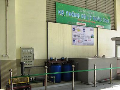 khau san xuat Honda Việt Nam tích cực góp phần bảo vệ môi trường