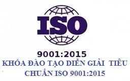 lệch Khóa Đào tạo Diễn giải Tiêu chuẩn  ISO 9001:2015