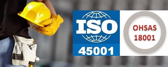 not1 1 Tiêu chuẩn quốc tế ISO 45001:2018 về quản lý sức khỏe nghề nghiệp đã chính thức ban hành