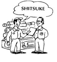 shitsuke 5S là gì?