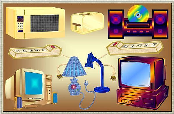 thiet bi dien Giải pháp tiết kiệm năng lượng điện trong gia đình (Phần 3)