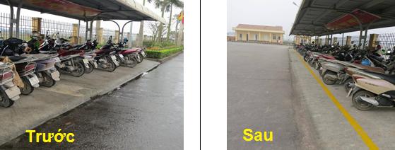 thuc hanh tot 5s dabaco Hiệu quả áp dụng 5S tại Nhà máy chế biến TACN Dabaco Hoàn Sơn