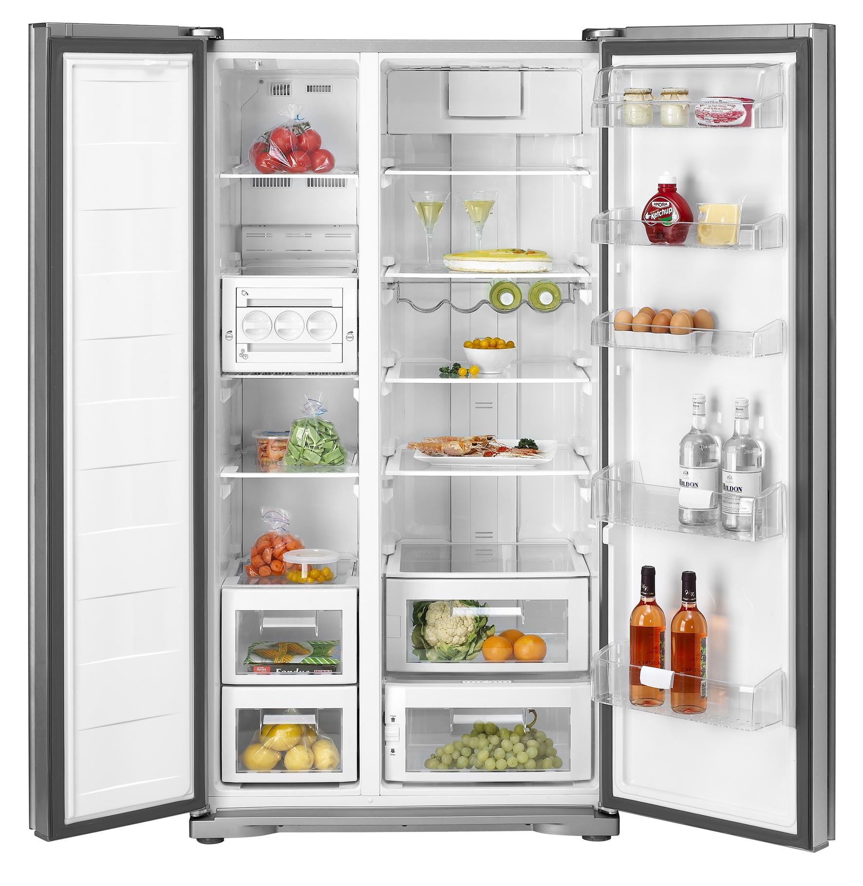 tu lanh side by side1 13 mẹo tiết kiệm điện cho tủ lạnh