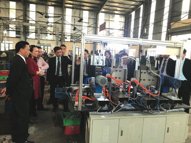 viet tiep Công Ty Khóa Việt Tiệp không ngừng hiện đại hóa nhờ áp dụng ISO 9001 2015
