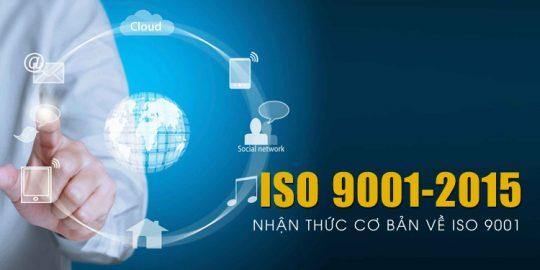 xác định nguồn gốc của tiêu chuẩn iso 9001