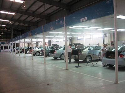 xuong che tao Honda Việt Nam tích cực góp phần bảo vệ môi trường